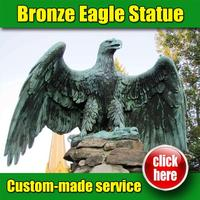 Hot selling veronese Eagle Sculpture with Low Price