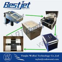 H127 hand jet printer expiry date printing machine