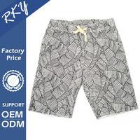 Color Fade Proof Teen Boy Hot Shorts