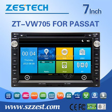 for volkswagen passat car radio navigation factory price good quality
