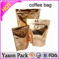 Yason hdpe plastic bags 25kg coffee pouch bag drip coffee bag