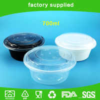 Chinese plastic food packaging lunch box