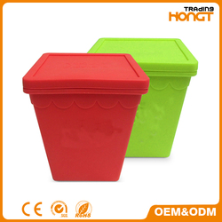 The silicone popcorn bucket,The silicone popcorn bucket of sell like hot cakes in the United States