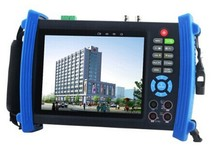 "Best 7"" 1080P HDMI 8600MOVT analog and ip cctv tester with WIFI"