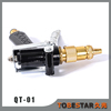 Gold Tone Nozzle Vehicle Washing Tool Metal High Pressure Water Guns