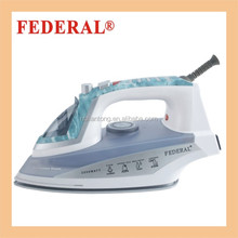 2 heating system steam iron 2 chambers steam iron Continuous steamer adjustable steam iron from Cixi factory