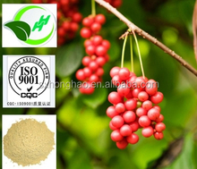 Natural plant extract natural schisandra berries p.e.