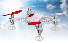 2.4G 3D Rotating 4CH RC drone iphone & Android wift control with light BT-008561