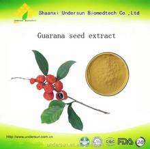 Factory sale Caffeine powder 10% 20% /Guarana seed extract 10:1
