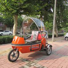 2015 hot three wheel electric vehicles for passenger velo taxi tuk tuk