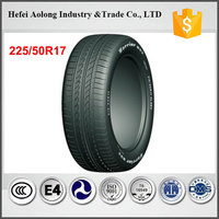 china top brand radial car tyre, 225/50R17 colored car tires