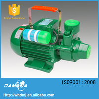 2015hot sale 0.5hp 0.75hp 1hp 2hp price of high suction water pump/high pressure water pump