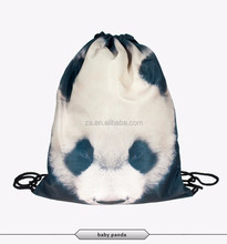high quality hot sexy photo for boys drawstring backpack bag