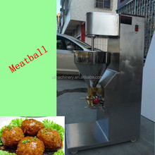 hot hot selling beef ball making machine , 0086 15136143357