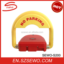 Shenzhen SEWO automatic remote control car parking lot position lock