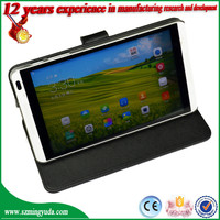 Ultra Slim Magnetic Smart flip tablet Case for Huawei S8-301W Wake / Sleep Feature