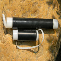 Shrinkable outdoor EPDM tube