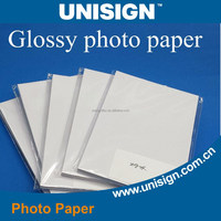 Hot selling High Glossy RC Photo paper