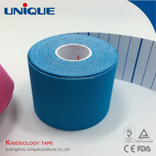 2015 New product Hot Sale All Sides Sport Muscle Tape with Nylon