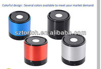 2013 wireless small bluetooth speakers with hands free function