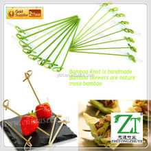 hot selling party nature bamboo toothpicks FDA test report
