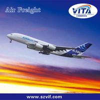 air freight from hongkong to medan/indonesia