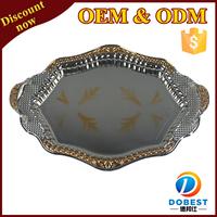dry fruit decoration trays design for serving T190