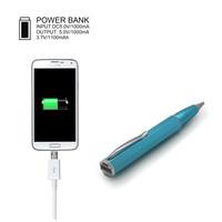 Pen power bank, 2in1 pen, power bank pen (LY-DY58)1100MA