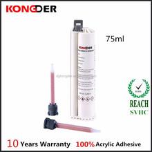 75ml Acrylic Polyurethane Sealant Solid Surface Adhesive For Kitchen Countertops