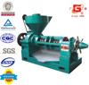 1000 watching Biodiesel oil press extractor electric oil extracting machine from Guangxin ISO manufacturer