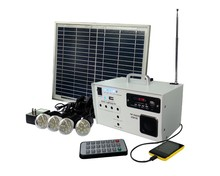 solar system including solar panel and lamp mobile phone charging solar system