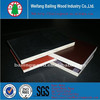 building and construction material film faced plywood