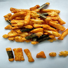 baking Leisure keep in good health nori rice cracker snacks