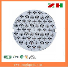 Led lighting PCB assembly using Aluminum,low cost pcb prototype