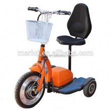 New Arrival 3 wheeler electric powered electric motorcycle with detached seat