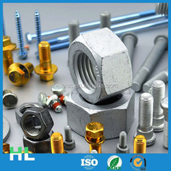 China manufacturer high quality refrigeration fitting aluminum cage nut