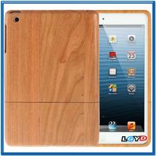 Detachable Cherry Wood Material Case for ipad mini / mini 2 Retina