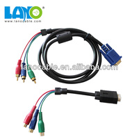 WHOLESALE s-video vga rca to hdmi converter cable