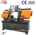 Hoja de fácil cambio de velocidad horizontal nuevo producto gz-4230 de metal de corte de la máquina herramientas