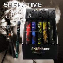 Wholesale new design disposable e cigarette 500 to 600 puffs luxury modern shisha pen