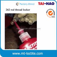 Free samples loctit anaerobic threadlocking 262 - high strength adhesive 262 - anaerobic glue 262