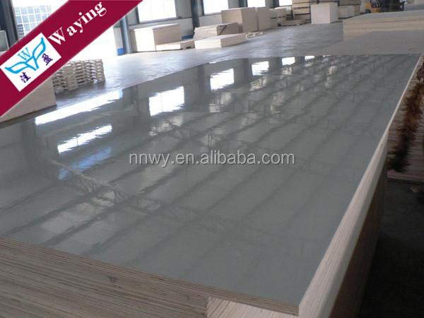 16mm E1 Glue HPL Plywood Fire Resistant Plywood Formica Plywood