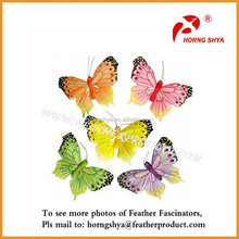 Decorative Feather Butterfly