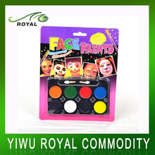 Football Games Promotional Face Painting