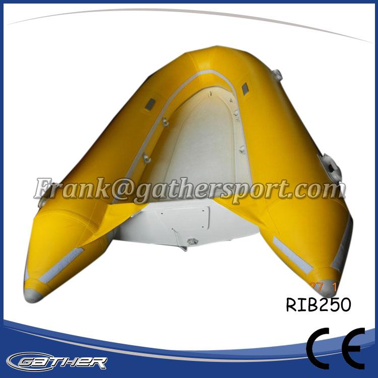2.5M RIGID INFLATABLE BOAT RIB250 6