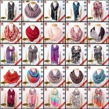 new design women winter wool acrylic scarf