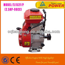 2.5hp boat engine with engine parts for sale
