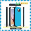 Hybrid case for samsung galaxy s6, stand case for samsung galaxy s6, card slot case for samsung galaxy s6