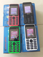 3000pcs in stock hot sale unlocked feature phone dual sim whatsapp facebook GSM oem mobile phone manufacturers