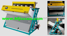 2012 the most popular CCD onion color sorting machine